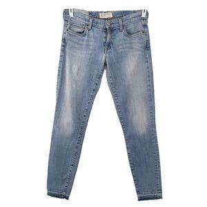 Textile Elizabeth and James Deb Skinny Fray Jeans